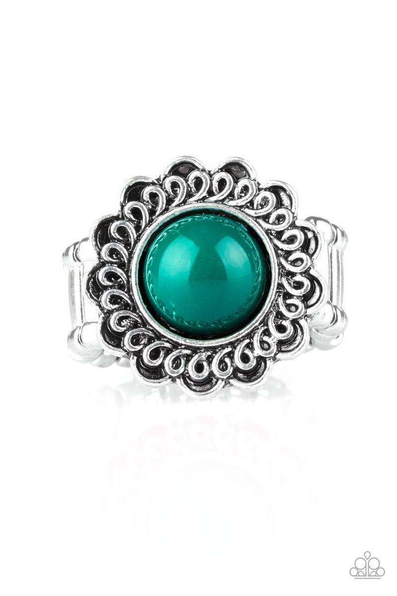 Garden Stroll - Green Ring