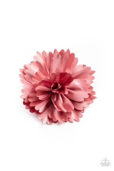 Picnic Posh - Pink Hair Clip