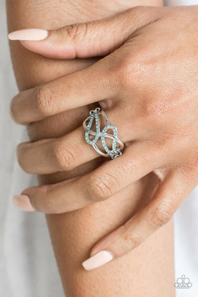 More Or FLAWLESS - Blue Ring