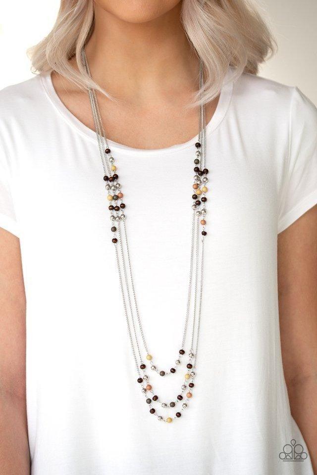 Seasonal Sensation - Multi Necklace