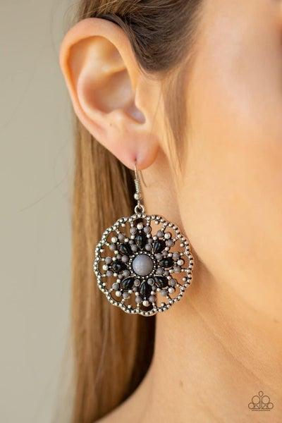 Mardi Gras Garden - Multi Earrings