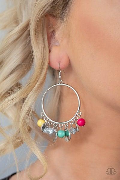 Chroma Chimes - Multi Earrings