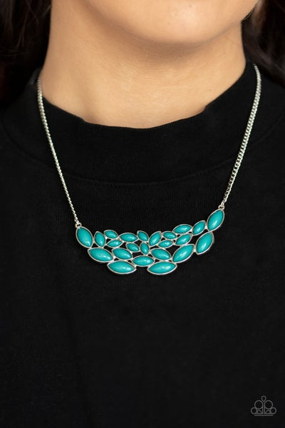 Eden Escape - Blue Necklace