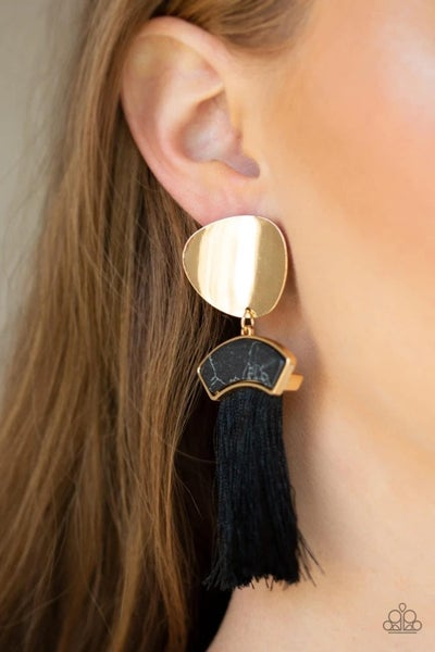 Insta Inca - Gold Earrings