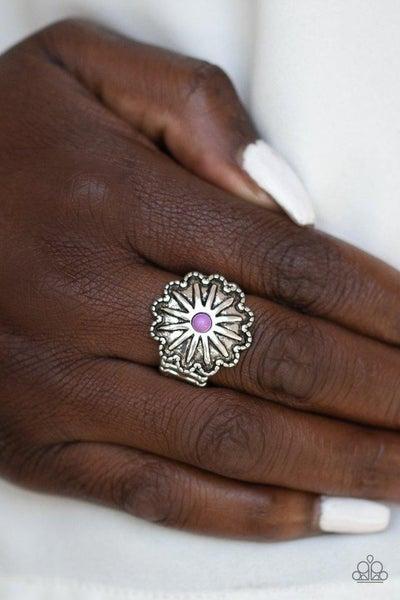 Stone Sensei - Purple Ring