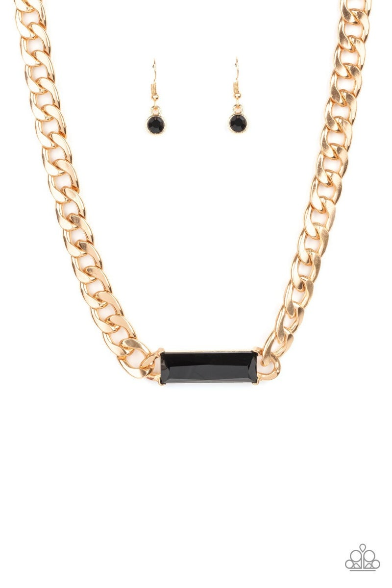 Urban Royalty - Gold Necklace