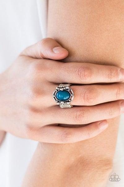 Color Me Confident - Blue Ring