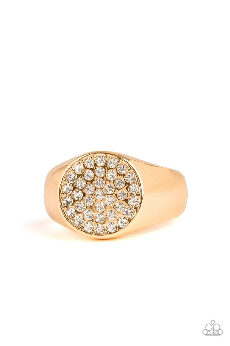 Conquest - Gold Ring