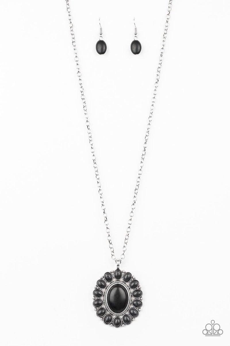 Rancho Roamer - Black Necklace