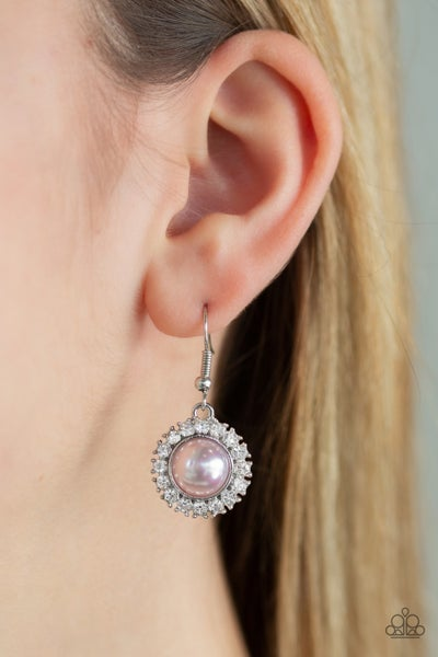 Fashion Show Celebrity - Pink Earrings