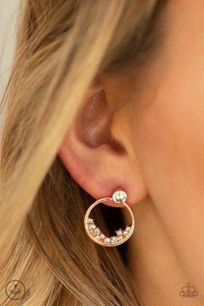 Rich Blitz - Copper Earrings