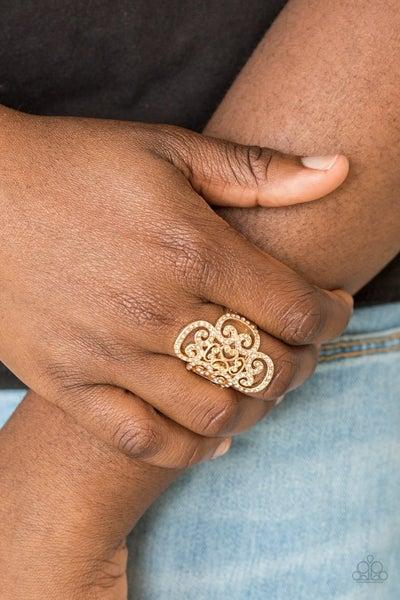 Regal Regalia - Gold Ring