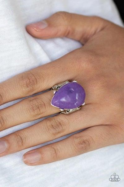 Mojave Minerals - Purple Ring