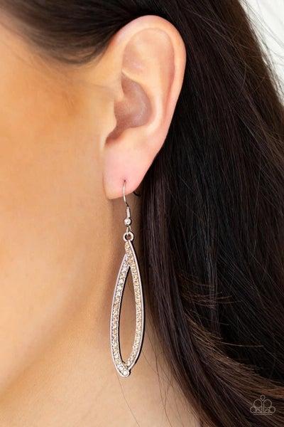 Treasure Trove Trinket - Brown Earrings