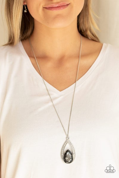 Notorious Noble - Silver Necklace