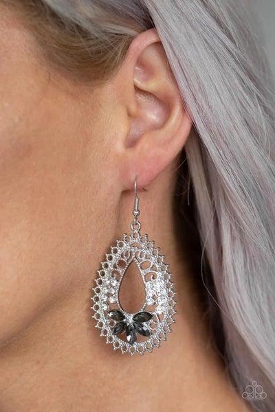 Instant REFLECT - Silver Earrings