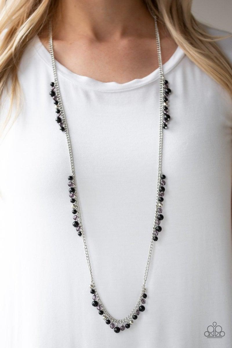 Miami Mojito - Black Necklace