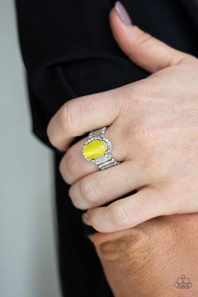 Laguna Luxury - Yellow Ring