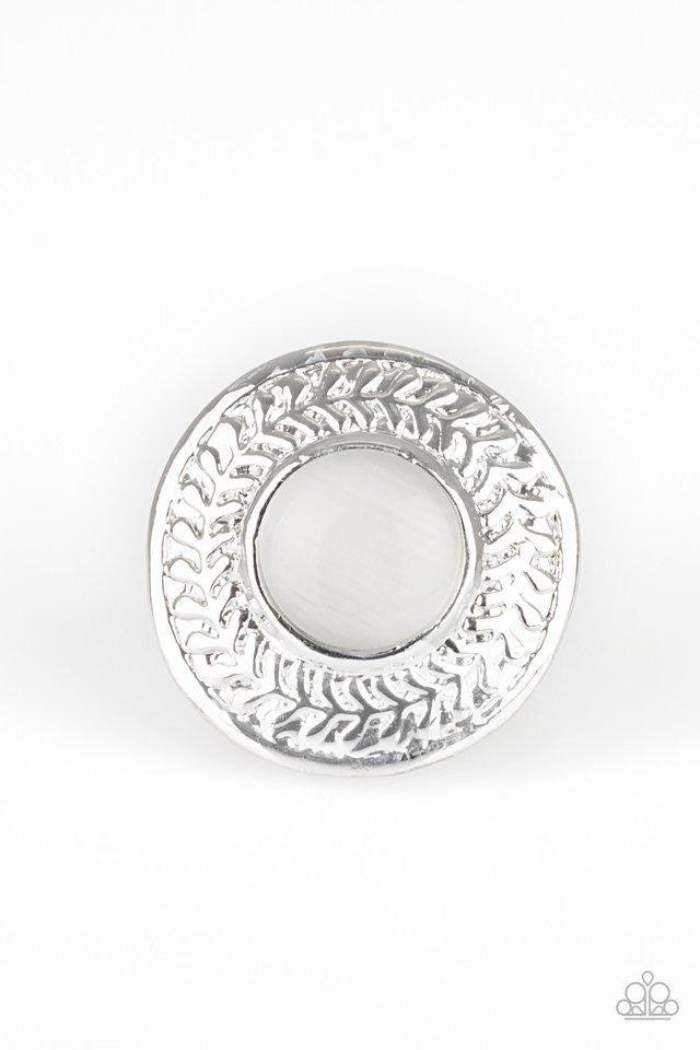 Garden Garland - White Ring