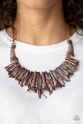 In The MANE-stream - Copper Necklace