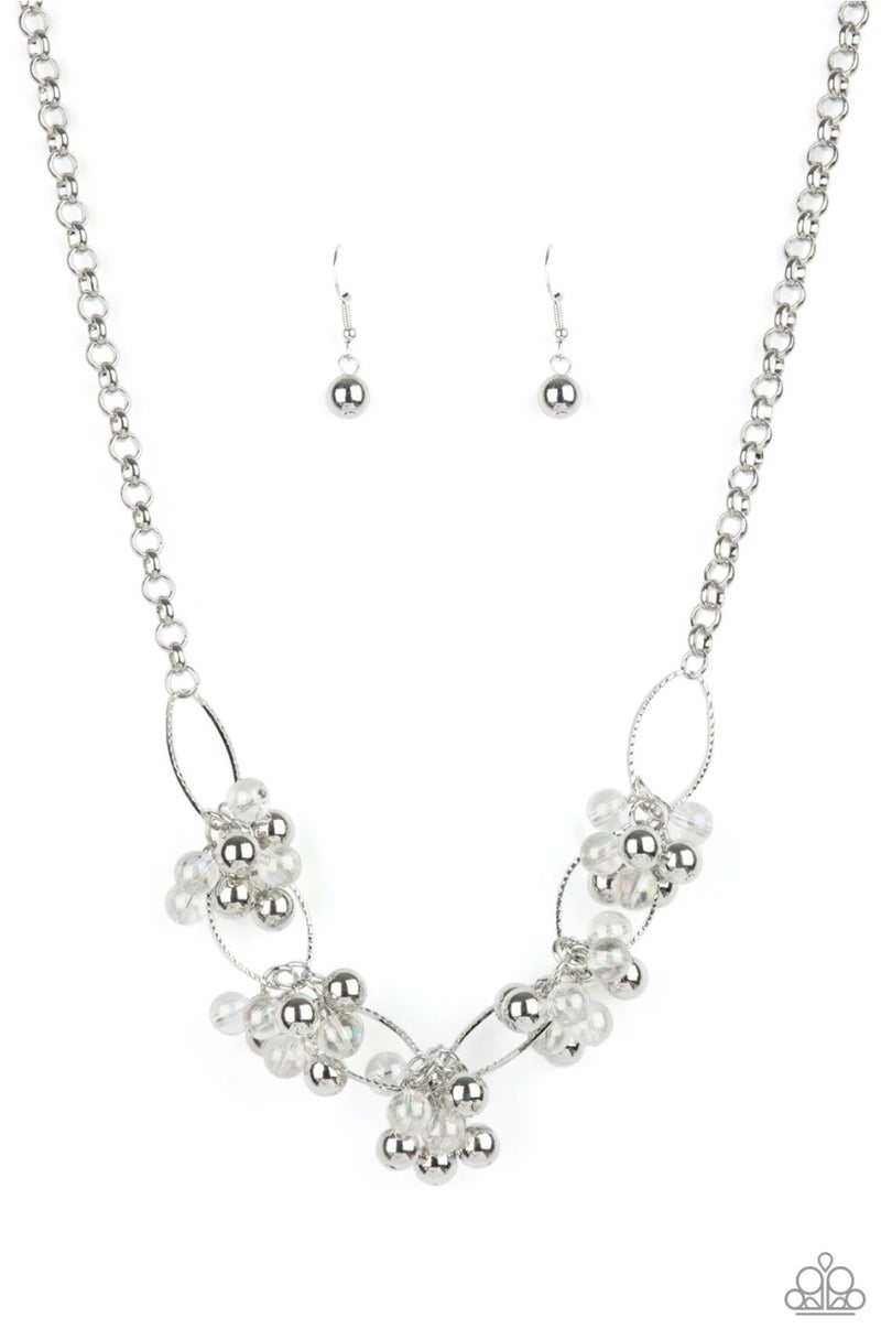 Effervescent Ensemble - Multi Necklace - Life of the Party Exclusive July 2021