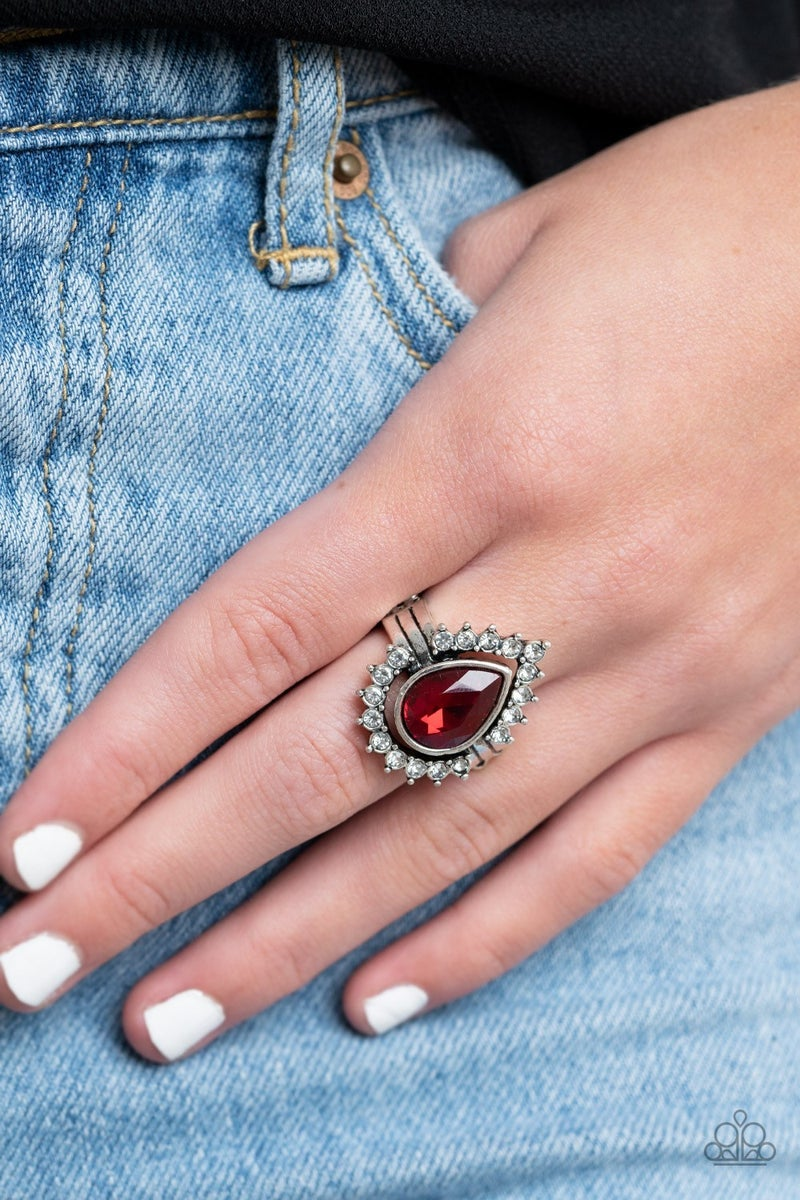 Make Your TRADEMARK - Red Ring