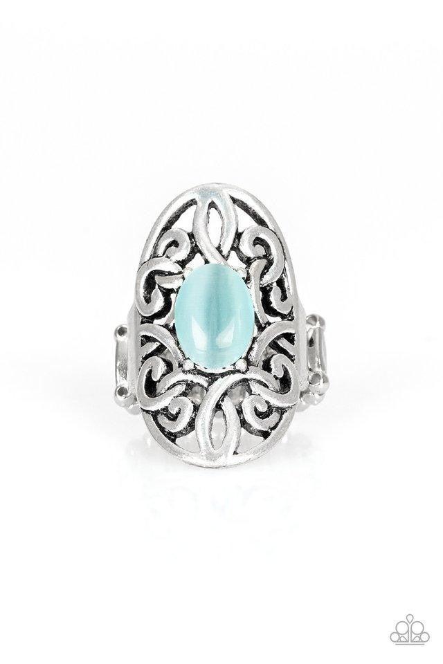 GLEAM Big - Blue Ring