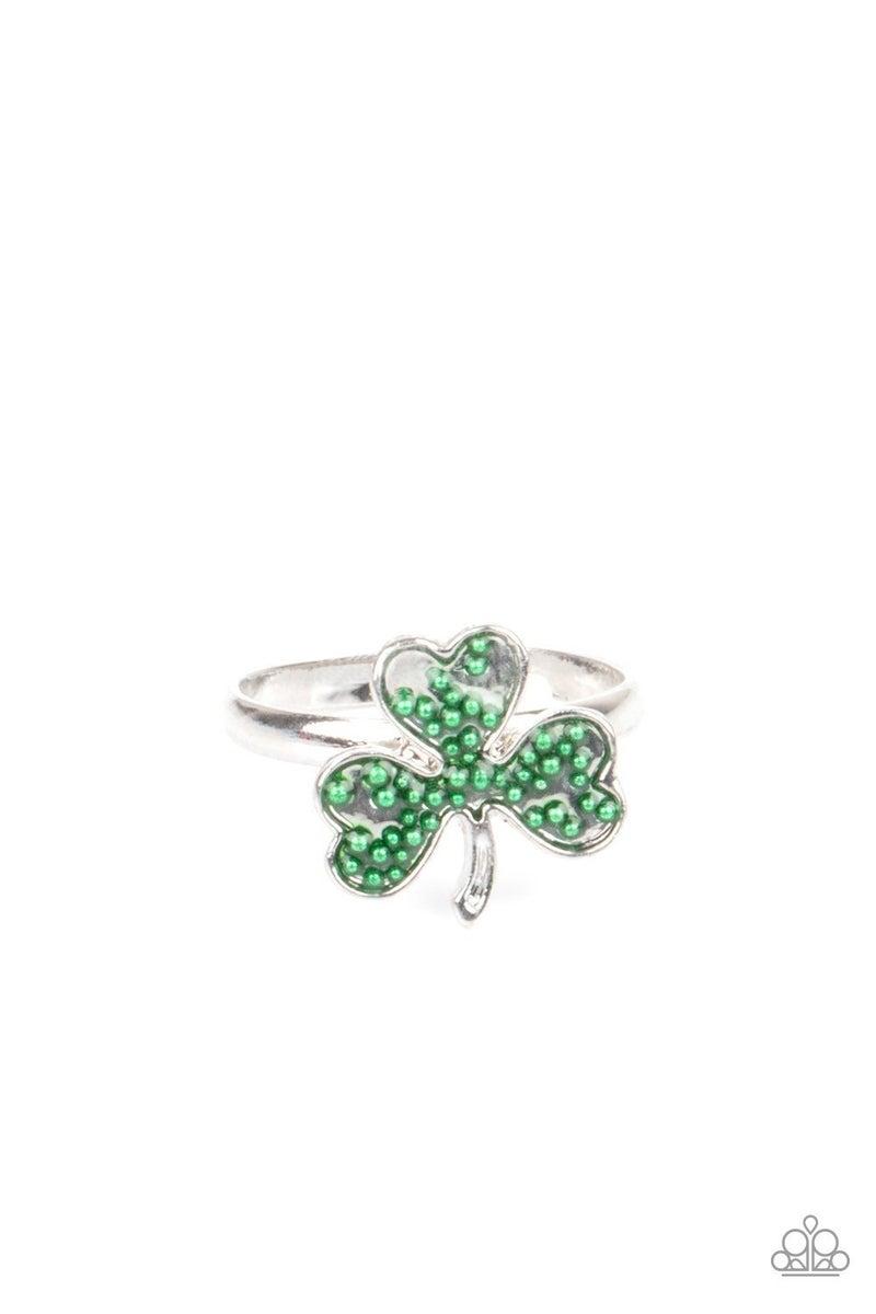 Starlet Shimmer - St. Patrick's Rings