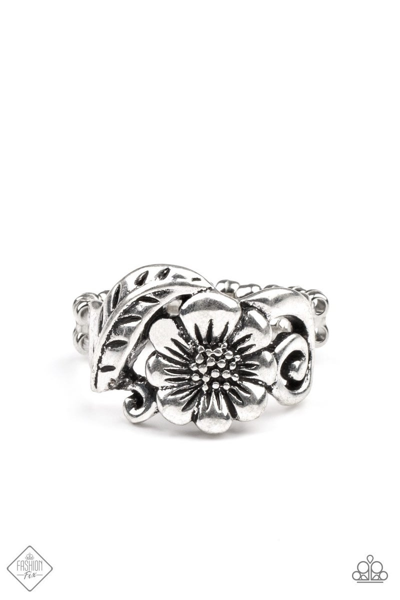 Oceanside Orchard - Silver Ring - May 2021 Fashion Fix