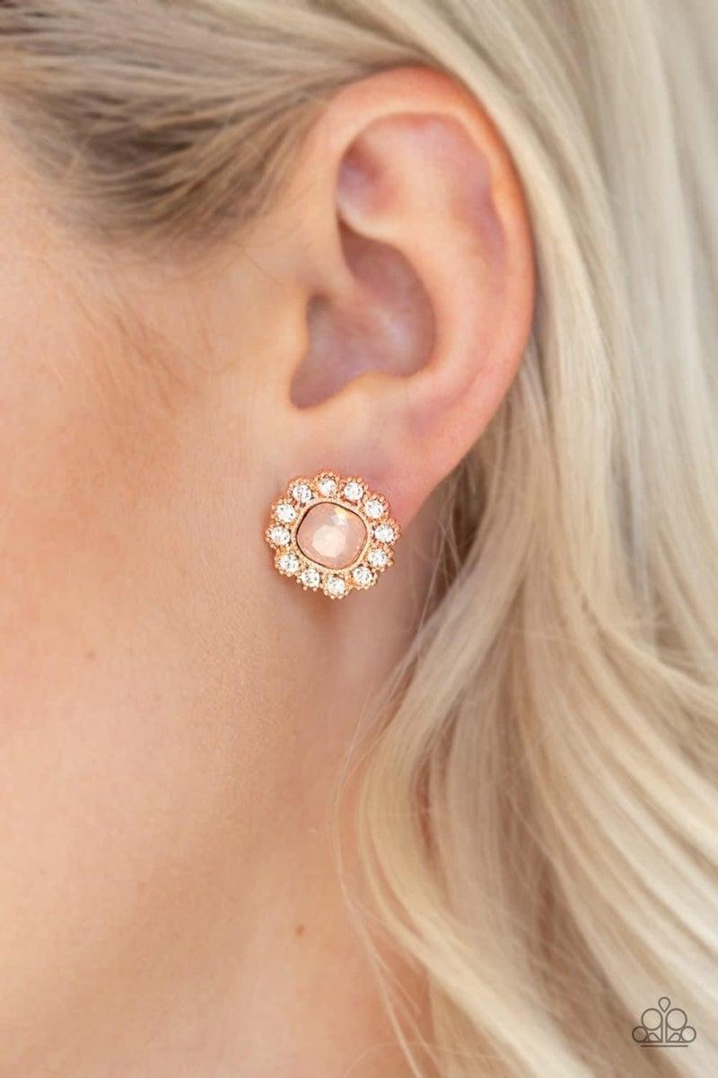 Little Lady - Copper Earrings