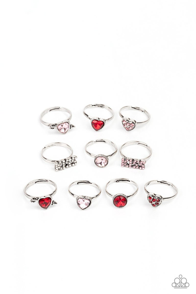 Starlet Shimmer - Valentine Ring