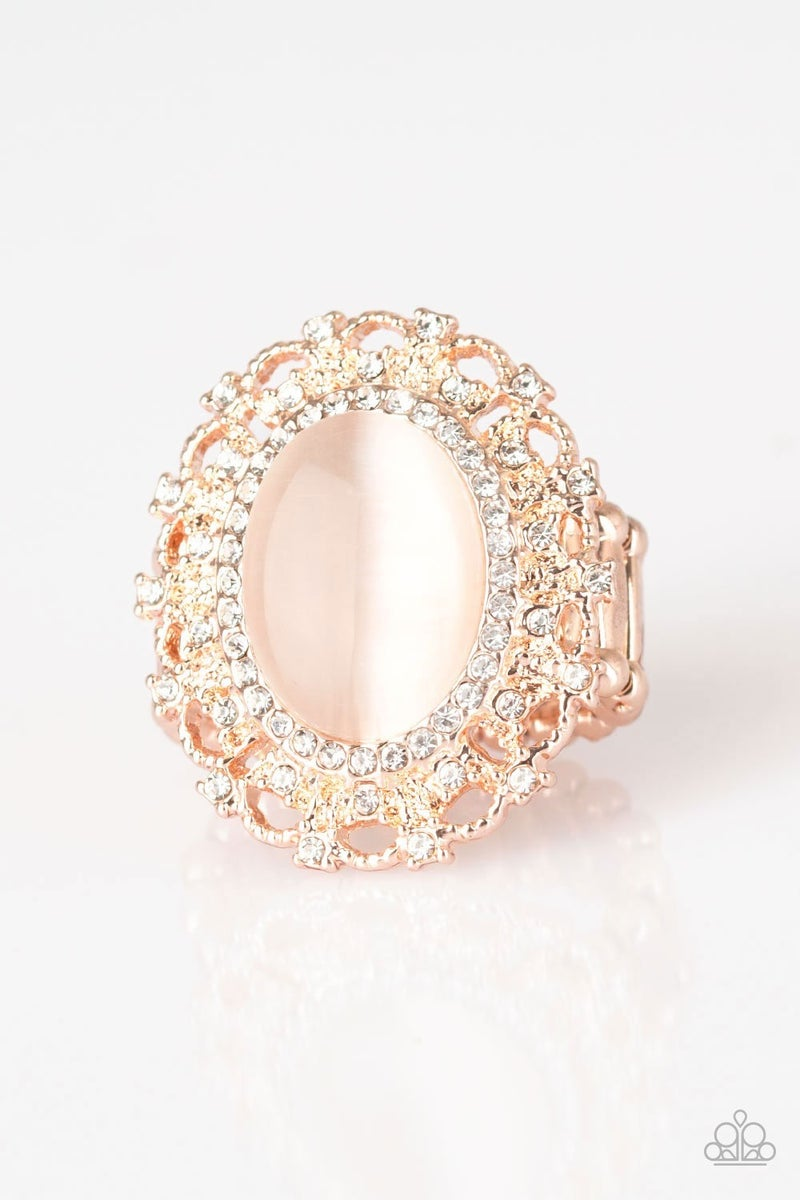 BAROQUE The Spell - Rose Gold Ring