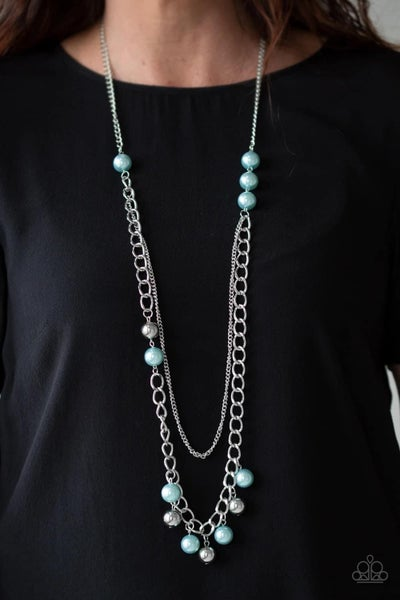 Modern Musical - Blue Necklace