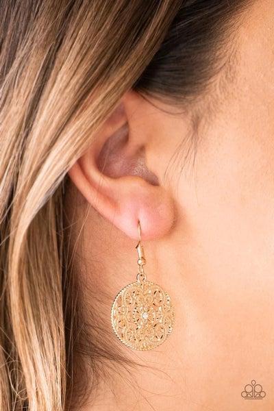 Rochester Royale - Gold Earrings