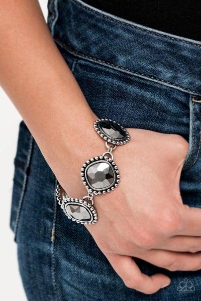 Megawatt - Silver Clasp Bracelet