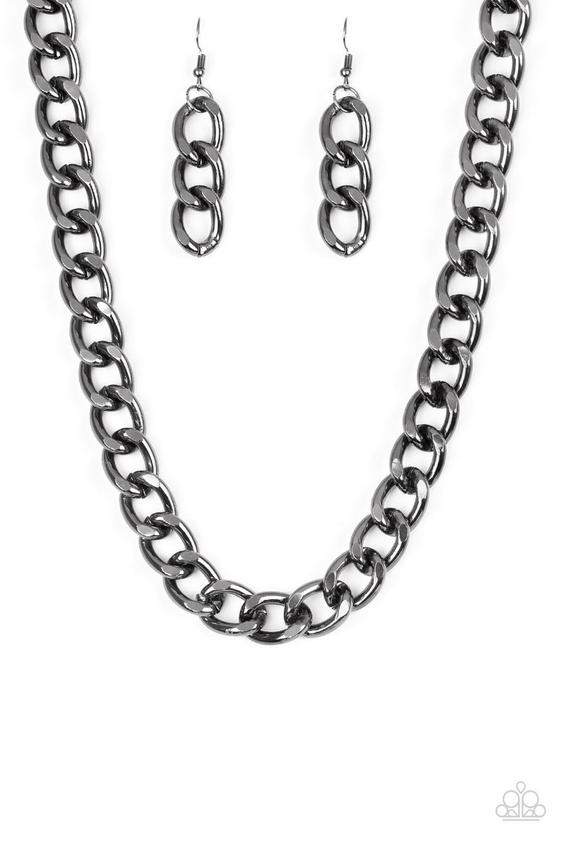 Heavyweight Champion - Black Necklace