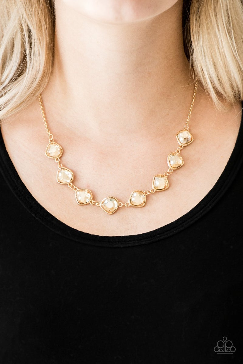 The Imperfectionist - Gold Necklace
