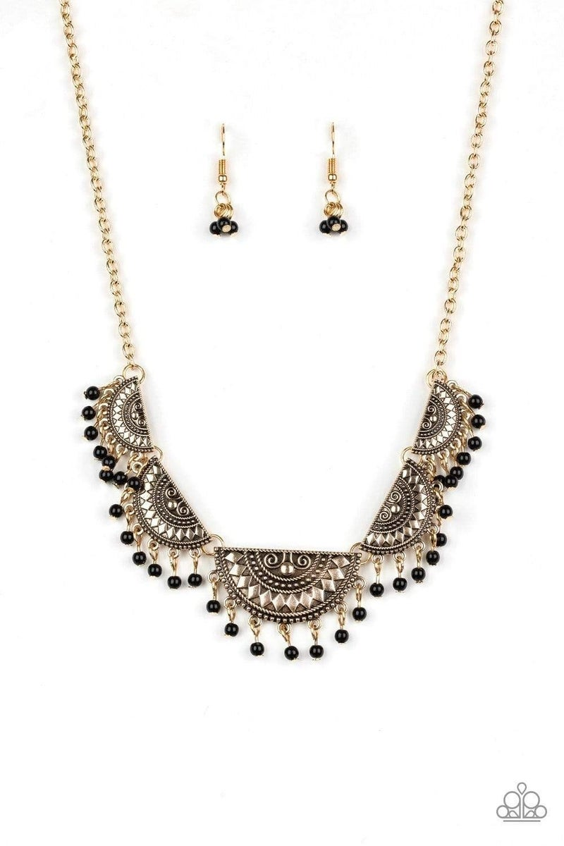 Boho Baby - Gold Necklace