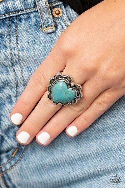 Desert Desire - Blue Ring
