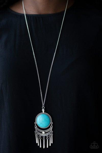 Rural Rustler - Multi Necklace