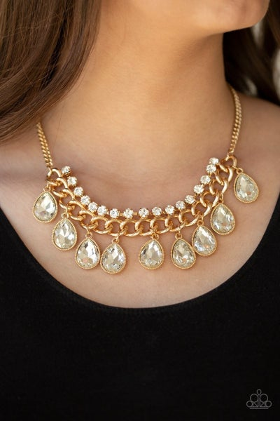All Toget-HEIR Now - Gold Necklace