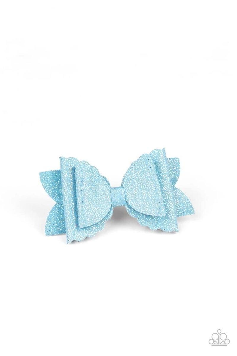 Sugar Rush - Blue Hair Clip