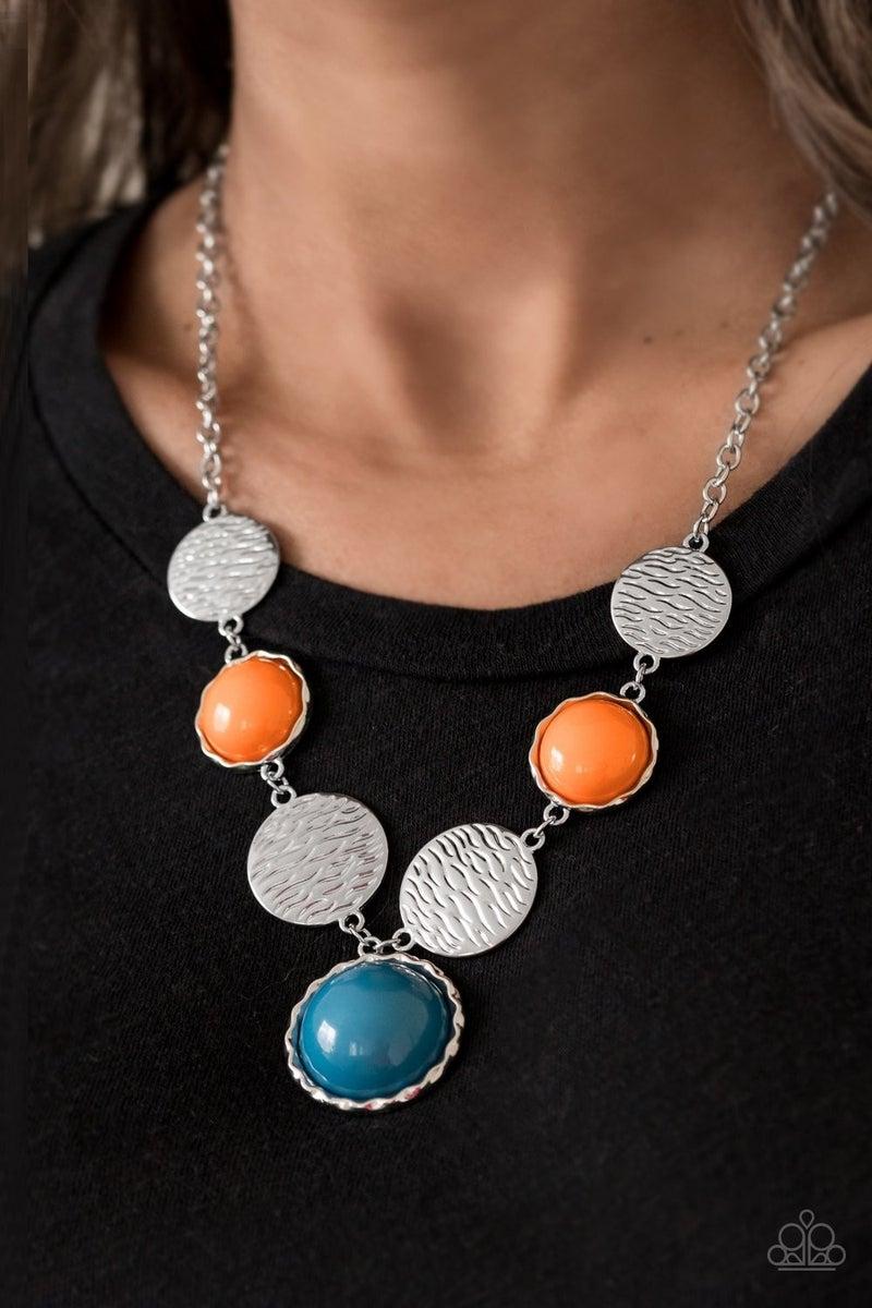Bohemian Bombshell - Multi Necklace