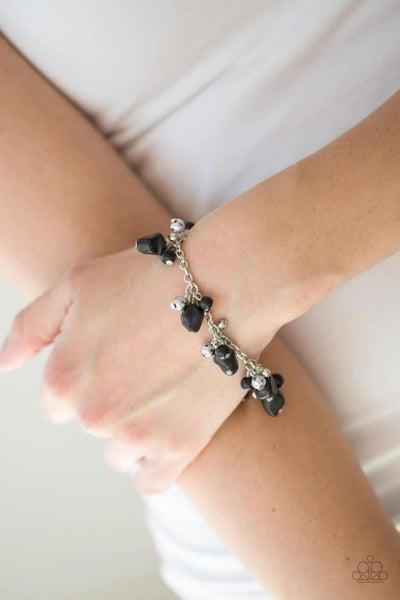 Mountain Mamba - Black Clasp Bracelet