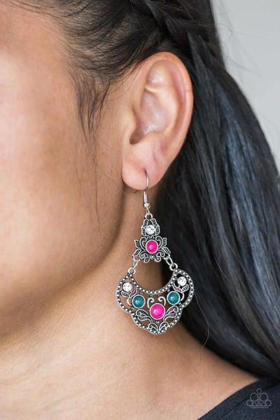 Garden State Glow - Multi Earrings