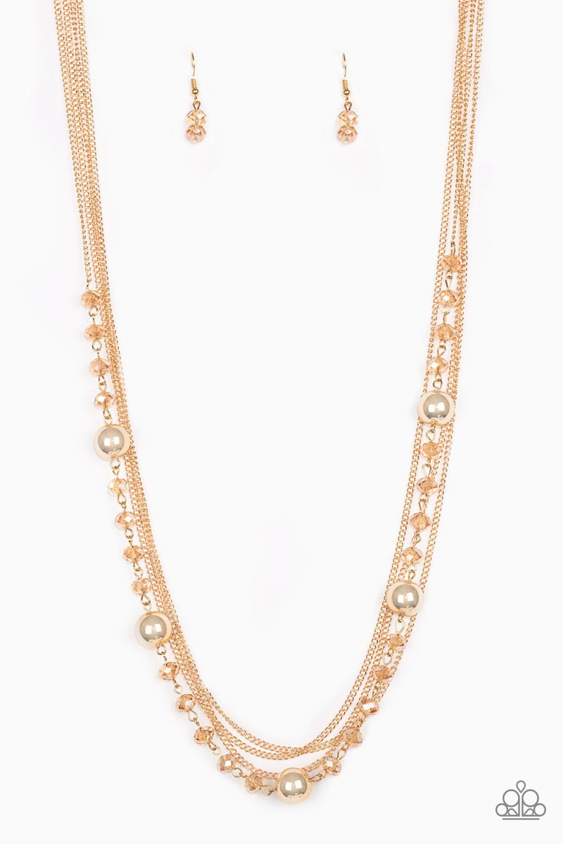 High Standards - Gold Necklace