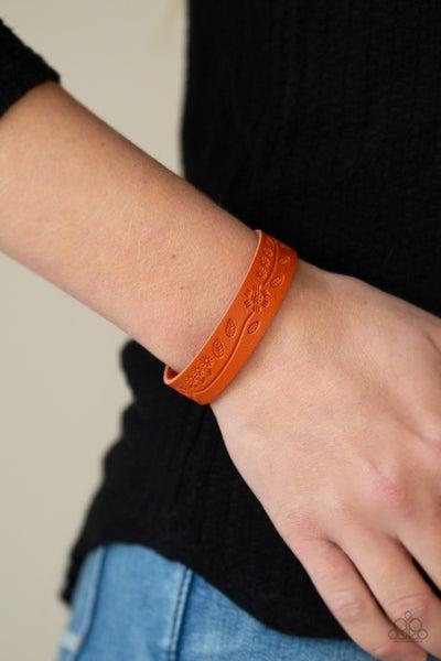 Rural Equinox - Orange Snap Wrap