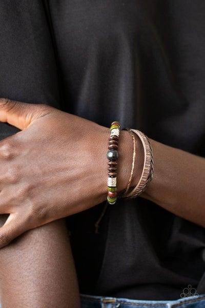 Where to Next - Multi Urban Bracelet