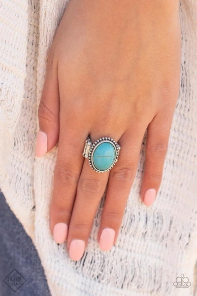 Bountiful Deserts - Blue Ring
