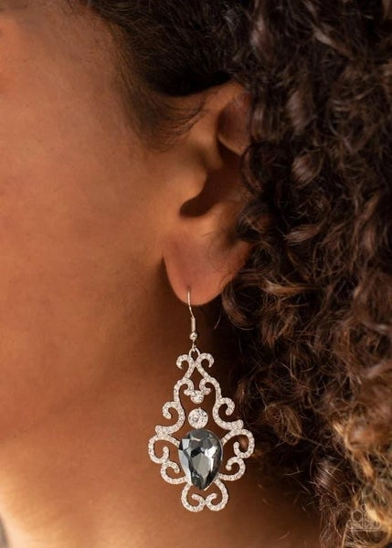 Happily Ever AFTERGLOW - Silver Earrings